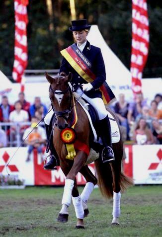 Bundeschampiones 2006 Kosima